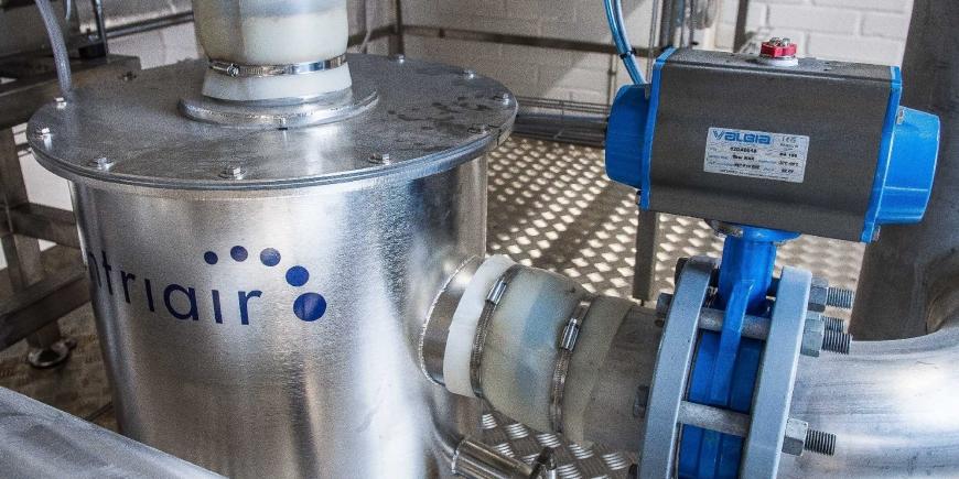 Podpisaliśmy umowę na dystrybucję systemów utylizacji zapachów Szwedzkiej firmy Centriair.