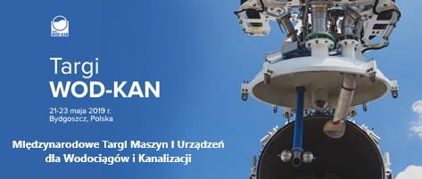 Targi WOD-KAN Bydgoszcz 2019